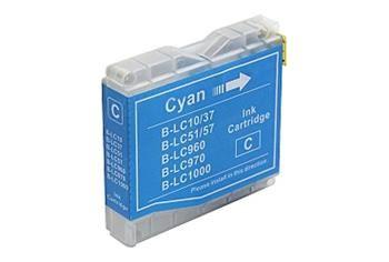 PRINTWELL LC-1000 C kompatibilní inkoustová kazeta