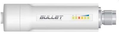 UBNT BulletM2 HP, venkovní, 2.4GHz, 1x N-male, AirMAX