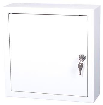 Rozvodná skříň 300x300x100 plechová, uzamykatelná