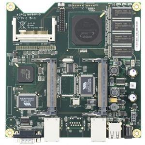 PC Engines ALIX.2D2, LX800, 256 MB, 2x LAN, 2x miniPCI