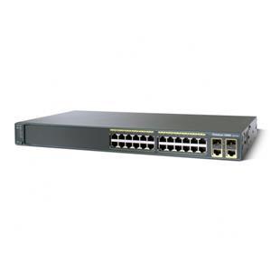 Cisco WS-C2960-24TC-L (24x10/100,2xGig.)