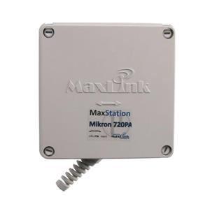MaxLink MaxStation Mikron 720PA, 20dBi, 5GHz, RB711, R5Hn-M, 24V POE