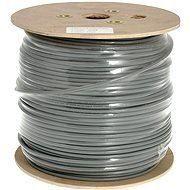 EuroLan Comfort FTP kabel drát Cat5e, PVC, 24AWG, 305m