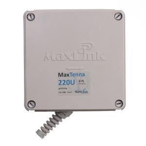 MaxLink MaxTenna 220U 20dBi 5GHz venkovní box s panelovou anténou