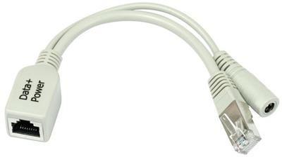 MikroTik pasivní PoE adaptér