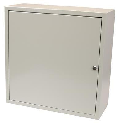 Rozvodná skříň 500x500x200, plechové dveře, uzamykatelná