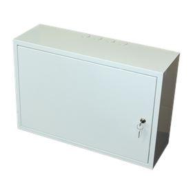 Rozvodná skříň 600x400x200 plechové dveře, uzamykatelná bez ventilace