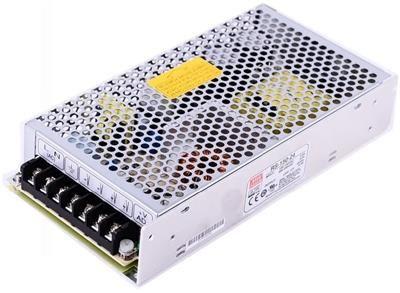MEAN WELL RS-150-5  Spínaný zdroj uzavřený 150W 5V