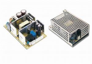 MEAN WELL PSC-100B Spínaný zdroj s funkcí nabíječky (UPS) 100W 27,6+27,6V