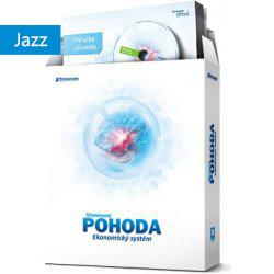 POHODA Jazz 2017 - obchodní varianta bez účetnictví - Licence pro 1.počítač
