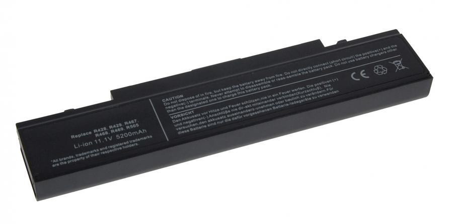 Baterie Avacom pro NT Samsung R530/R730/R428 Li-ion 11,1V 5200mAh/58Wh - neoriginální