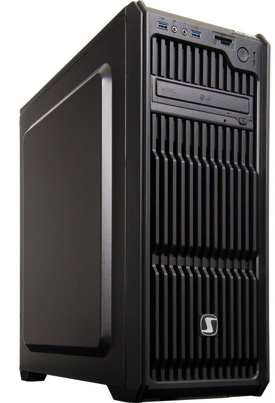 HAL3000 IEM Certified PC MEGA Gamer by MSI / Intel i5-7400/ 8GB/ GTX 1050 Ti/ 120GB SSD + 1TB HDD/ W10