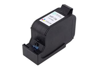 PRINTWELL C6578DE (No.78) kompatibilní inkoustová kazeta, barva náplně azurová/purpurová/žlutá, 970 stran ( HP - inkoustové kazety )