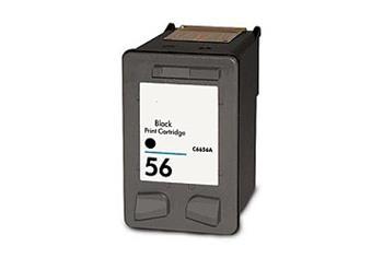 PRINTWELL C6656AE (No. 56) kompatibilní inkoustová kazeta, barva náplně černá, 520 stran ( HP - inkoustové kazety )