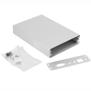 Montážní krabice pro ALIX.3, 1x LAN, 1x záslepka (nutno dokoupit zadní záslepku - dle typu) (BOX2C)