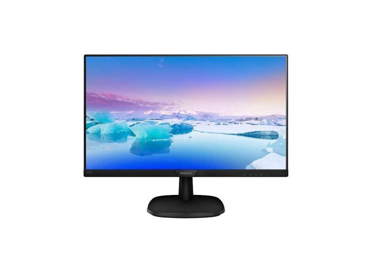 """LCD monitor 23.8"""" Philips 243V7QDSB, používaný monitor, 100% stav, záruka 6 měsíců"""