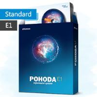POHODA Standard NET3 2018 E1