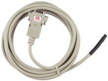 Teploměr TM připojitelný k PC - RS232 (sériový port)
