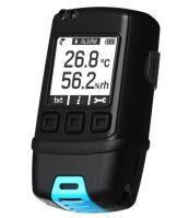 Profesionální USB datalogger s displejem pro měření teploty, vlhkosti, rosného bodu - GFX-TH