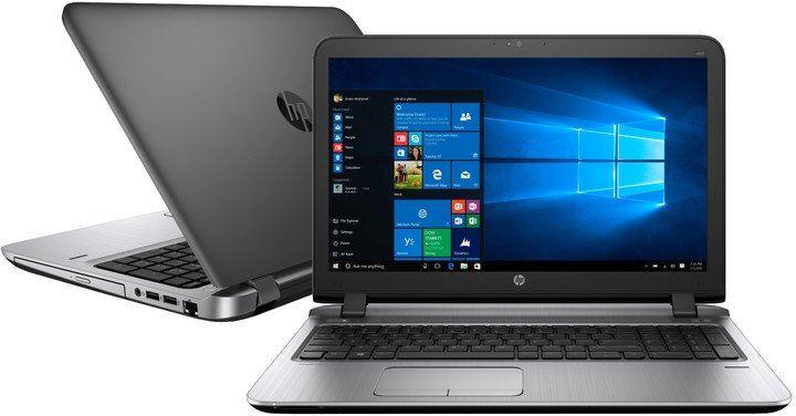 Renovovaný notebook HP ProBook 450 G3, záruka 24 měsíců