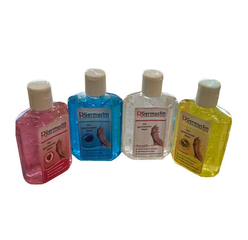 Dezinfekční gel na ruce 60ml - růžový