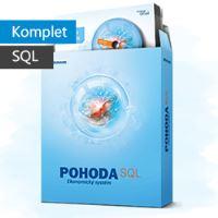 POHODA Komplet NET3 2018 SQL