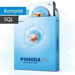 POHODA Komplet CAL 2018 SQL