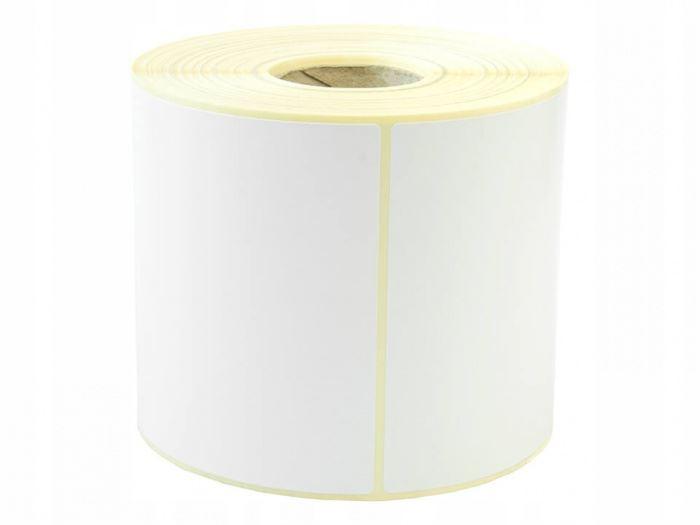 Samolepící termo etikety na kotouči 100x150 mm, návin 450 ks