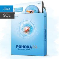 POHODA Jazz NET3 2018 SQL