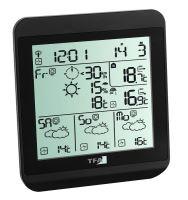 Meteostanice s vícedenní předpovědí počasí TFA 35.1130.01 METEOTIME FIESTA