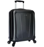 Kabinové zavazadlo SIROCCO T-1213/1-S ABS - šedá
