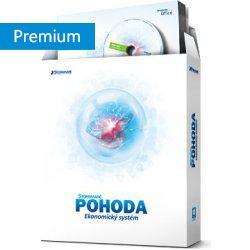 POHODA 2021 Premium CAL1 (síťový přídavný přístup pro 1 počítač)
