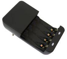 Solight nabíječka, AC 230V, max. 180mA, 2 kanály, AA/AAA