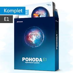 POHODA Komplet NET3 2018 E1