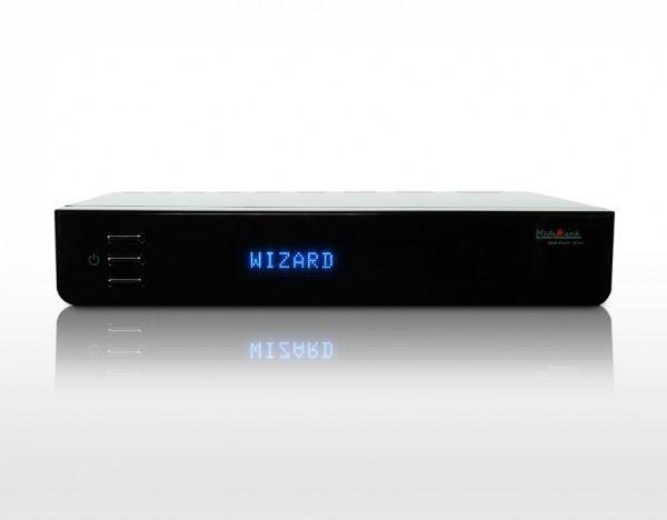 HDTV přijímač MEDIALINK Black Panther - rozbaleno, poškozená papírová krabice
