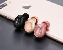 USAMS LJ Bluetooth Headset Gold