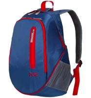 Batoh ICE 7562 - modrá/červená