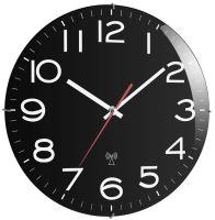Nástěnné hodiny řízené DCF signálem TFA 60.3509 - kryt ze skla