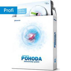 POHODA 2021 Profi NET3 (základní síťový přístup pro 3 počítače)