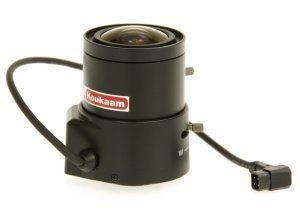 Objektiv Koukaam pro IPcam 2.8-12mm 1.4