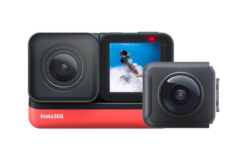 Outdoorová kamera Insta360 ONE R (Twin Edition)