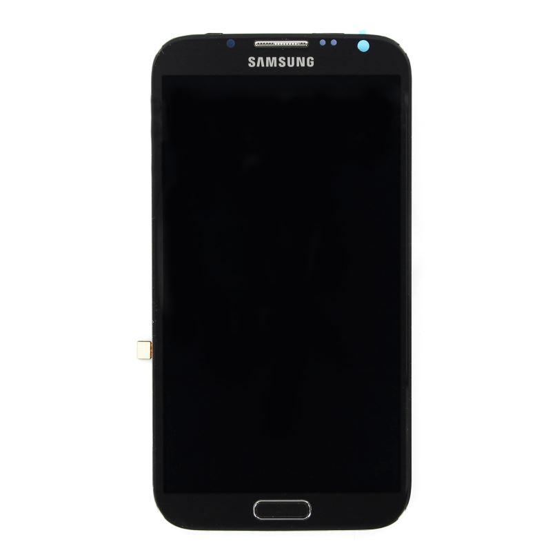 LCD display + Dotyk Samsung N7100 Note2 Grey (Service Pack)
