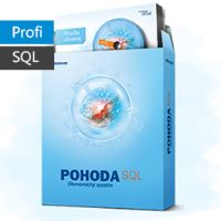 POHODA Profi 2018 SQL