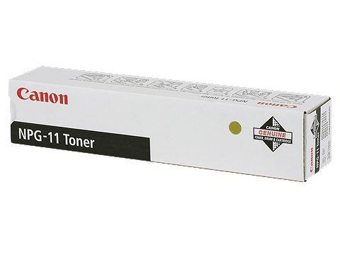 Toner CANON NPG-11, černý (black)