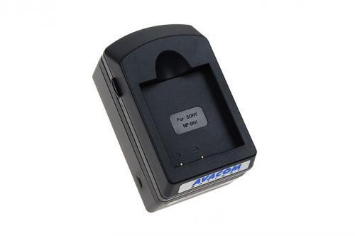Nabíječka pro Li-ion akumulátor Sony NP-BN1, Casio
