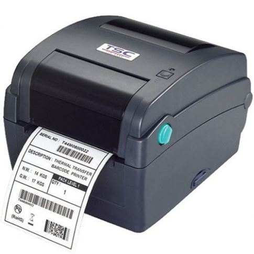 Tiskárna štítků TSC TC200, 8 dpi/mm, USB, LAN, RS-232, LPT (99-059A003-20LF)