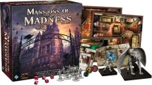 Panství hrůzy (Mansion of Madness 2nd ed.)