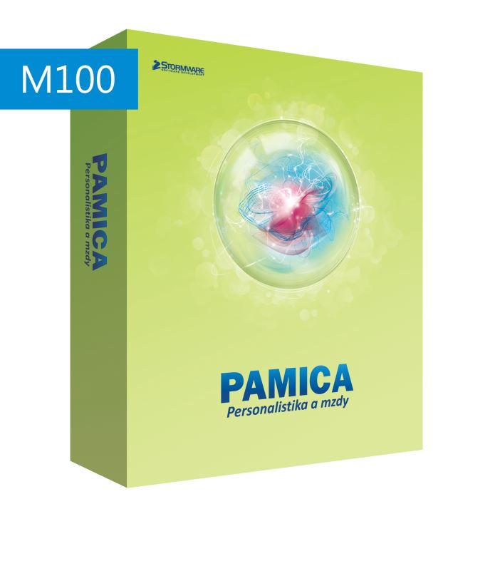 PAMICA 2017 M100 CAL - síťová přídavná licence pro 1 počítač