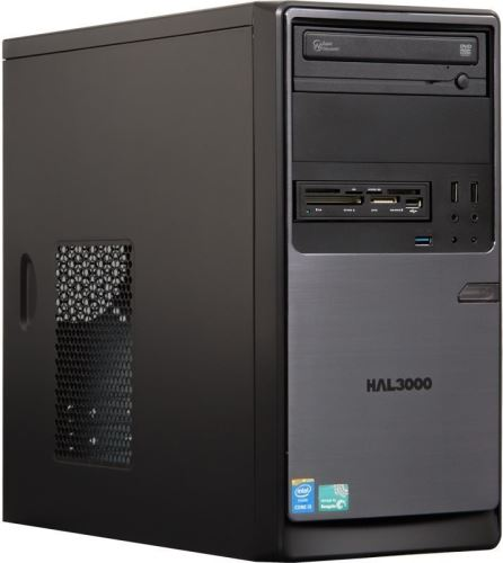 HAL3000 ProWork SSD W8/ Intel i3-4170/ 4GB/ 120GB SSD/ DVD/ CR/ W8.1