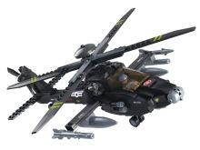 SLUBAN stavebnice Útočná Helikoptéra, 293 dílků (kompatibilní s LEGO)